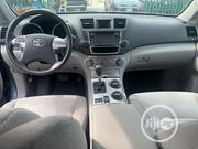 Toyota Highlander 2013 Limited 3.5l 4WD Blue | Cars for sale in Lagos State, Lekki Phase 2