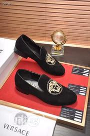 Latest Fashionable Designs Versace Suede Leather Shoes | Shoes for sale in Lagos State, Lagos Island