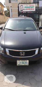 Honda Accord 2009 2.4 EX-L Black | Cars for sale in Lagos State, Lekki Phase 1
