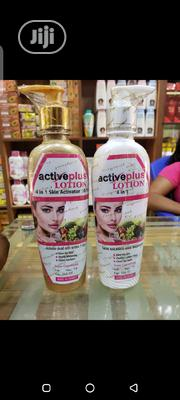 Active Plus 4 in 1 Whitening Lotion   Skin Care for sale in Lagos State, Surulere
