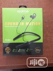 Oraimo Bluthoot Headset. | Headphones for sale in Lagos State, Ikeja