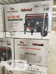 Maxmech Generator 3.2kva | Electrical Equipment for sale in Lagos State, Ojo