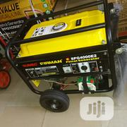 Quality Guaranteed SSG4000E2 FIRMAN Generator | Electrical Equipment for sale in Lagos State, Ojo