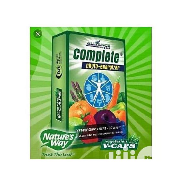 Alliance in Motion Global Complete Phyto-Energizer Dietary Supplement