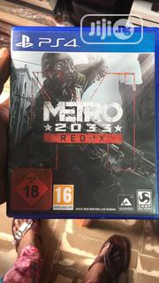 Metro 2033 Redux Cd For Ps4   Video Games for sale in Lagos State, Ikeja
