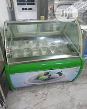 12 Pans Ice Cream Display Freezer Showcase | Store Equipment for sale in Lagos State, Ojo