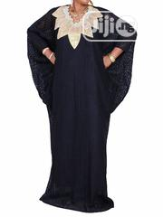 Classical Female Cowl Maxi Dress   Clothing for sale in Lagos State, Amuwo-Odofin