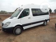 Extremely Neat Nigerian Used Mercedes Benz Sprinter 2014 White   Buses & Microbuses for sale in Abuja (FCT) State, Apo District