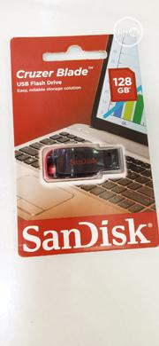 Sandisk 128GB Cruzer Blade USB Flash Drive | Computer Accessories  for sale in Lagos State, Ikeja