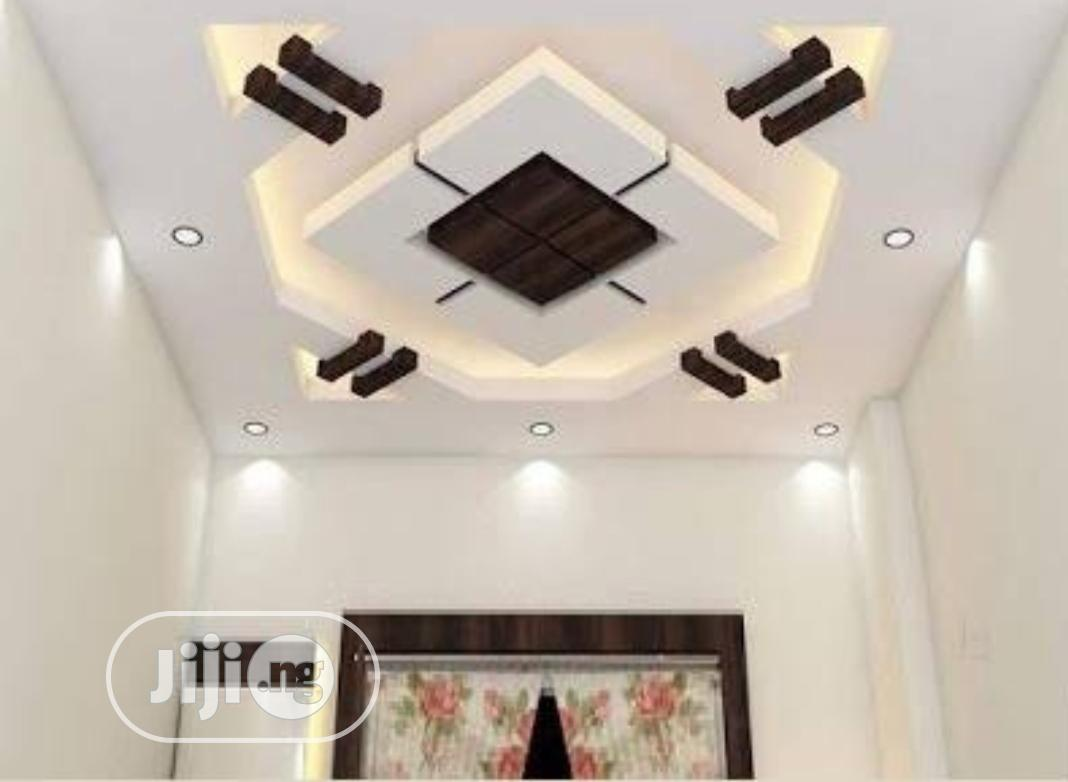 P.O.P Ceiling Works | Building & Trades Services for sale in Wuse 2, Abuja (FCT) State, Nigeria