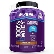 EAS 100% Pure Whey Protein Powder, Chocolate, 5 Lb | Vitamins & Supplements for sale in Lagos State, Lagos Island