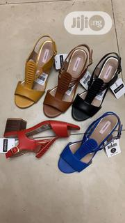 Ladies Leather Sandals | Shoes for sale in Lagos State, Surulere