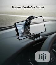 Baseus Mouth Car Mount   Vehicle Parts & Accessories for sale in Lagos State, Ikeja