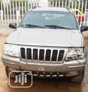 Jeep Grand Cherokee 2000 Limited Gold   Cars for sale in Lagos State, Ikeja