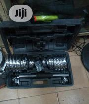 30kg Dumbells   Sports Equipment for sale in Lagos State, Apapa