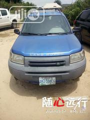 Land Rover Freelander 2000 Blue | Cars for sale in Lagos State, Ibeju