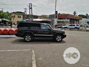 Jeep Commander 2008 Black   Cars for sale in Lagos State, Surulere
