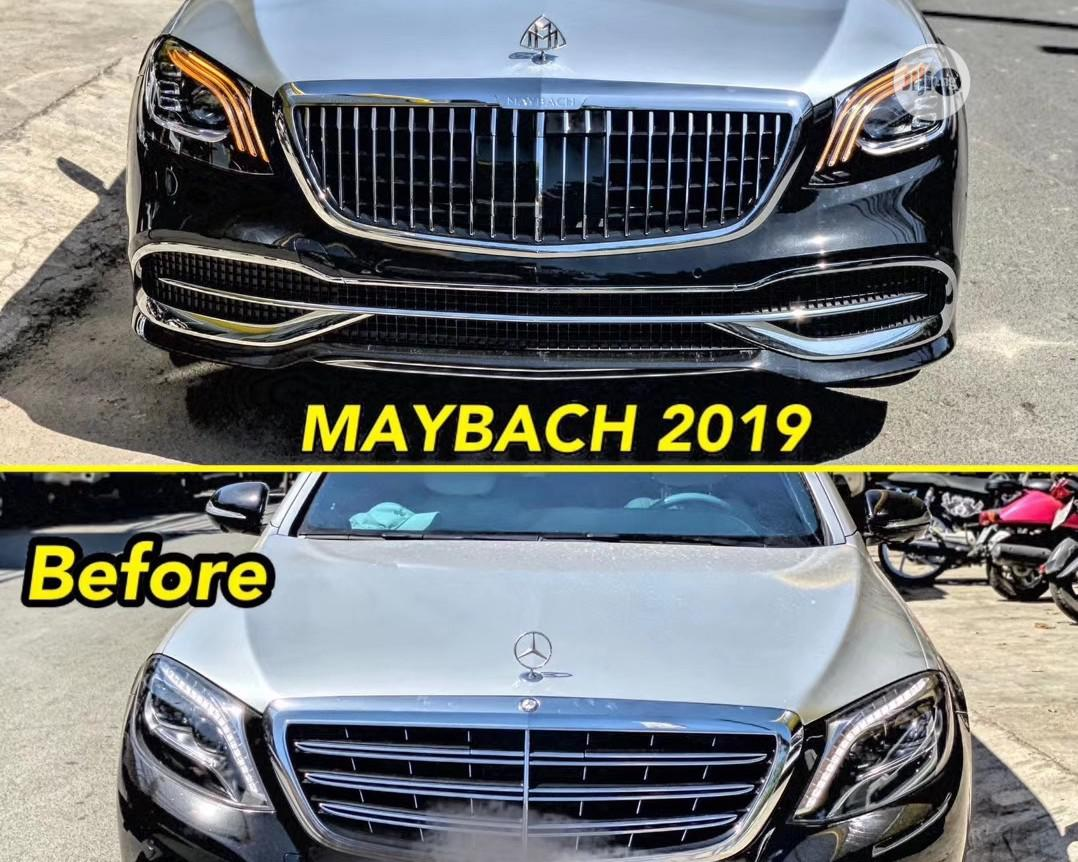 Archive: Mercedes Benz S Class 2014 Upgrade To Maybach 2019 Available In Stock