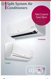 Original LG 2HP Split Inverter Air Conditioner | Home Appliances for sale in Lagos State, Ojo