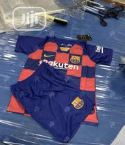 Children Barcelona Jersey | Clothing for sale in Lagos State, Lekki Phase 1