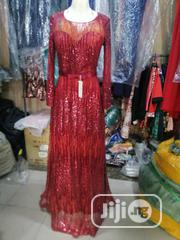 Long Sequence Dinnner Gown | Clothing for sale in Lagos State, Orile