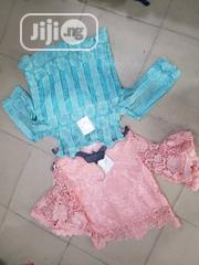 Lace Blouses Different Colours Excellent On Skirts, Jeans, Trousers | Clothing for sale in Lagos State, Orile