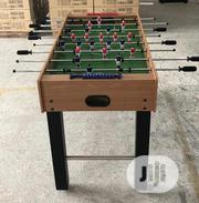 Soccer Table Foosball Table (Brown)   Books & Games for sale in Lagos State, Lekki Phase 1