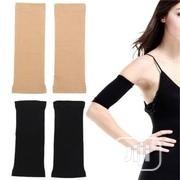 Slimming Upper Arm Shaper - 2 Pairs - Black & Beige | Clothing Accessories for sale in Lagos State, Surulere