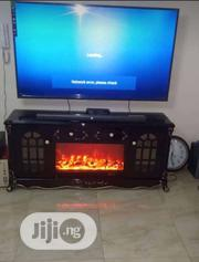 Quality Fire Place TV Stand | Furniture for sale in Lagos State, Victoria Island