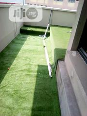 Backyard Putting Green Natural Grass Used For Residential Design | Landscaping & Gardening Services for sale in Lagos State, Ikeja
