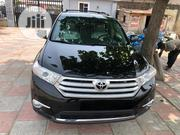 Toyota Highlander 2013 Limited 3.5l 4WD Black | Cars for sale in Lagos State, Amuwo-Odofin