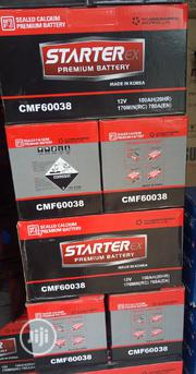 12V 100ah Starter Korean Battery | Vehicle Parts & Accessories for sale in Lagos State, Lagos Island
