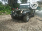 Jeep Wrangler 2015 Green | Cars for sale in Lagos State, Isolo
