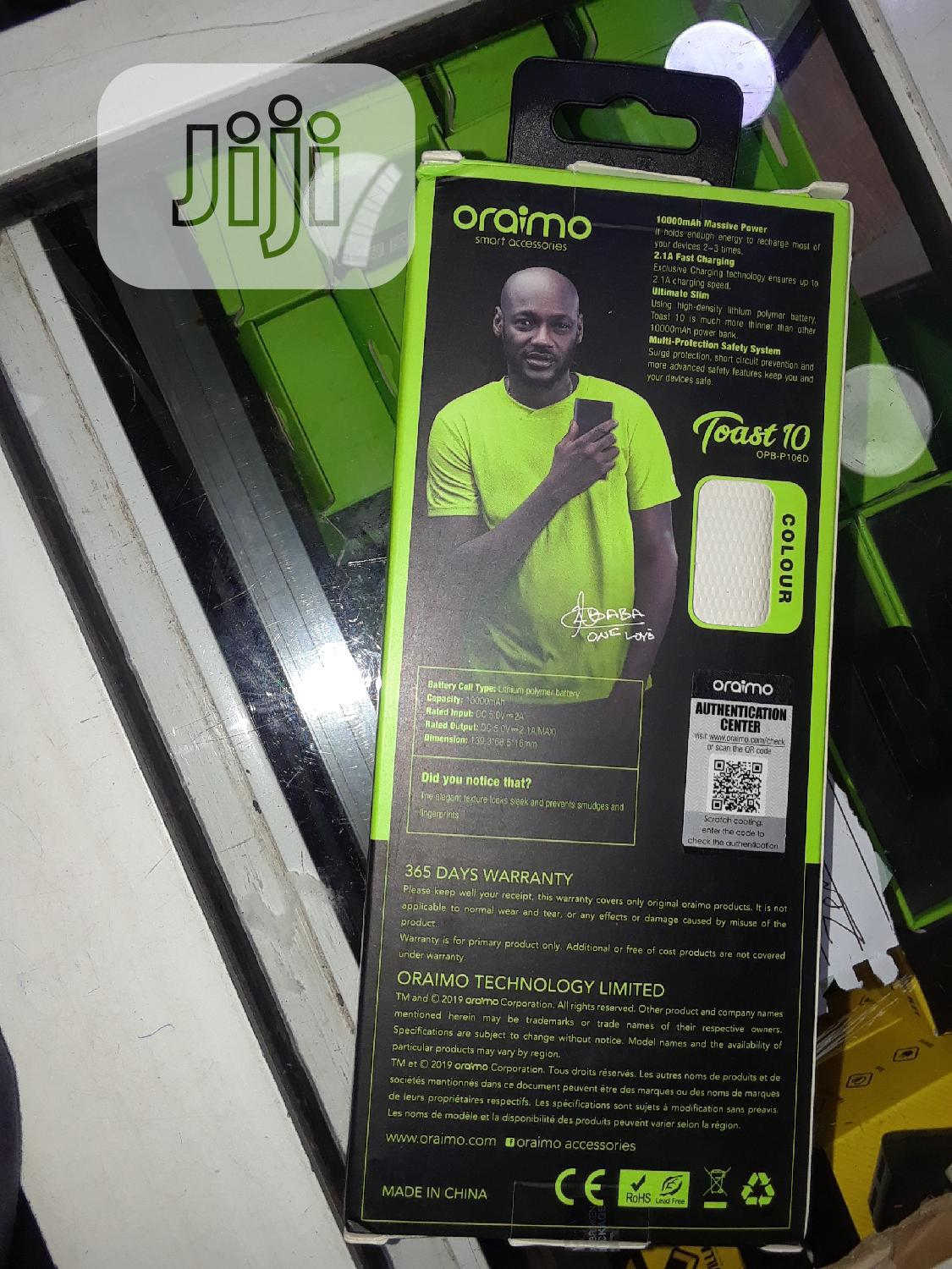 Oriamo Power Bank | Accessories for Mobile Phones & Tablets for sale in Ikeja, Lagos State, Nigeria