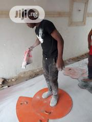 Concrete Stamped Floor | Landscaping & Gardening Services for sale in Lagos State, Ajah