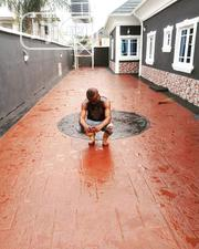 Stamp Design Floor | Cleaning Services for sale in Lagos State, Amuwo-Odofin