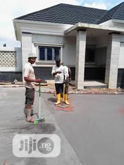 Advanced Concrete Stamped Floor | Cleaning Services for sale in Lagos State, Isolo