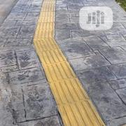Concrete Stamped Floor | Cleaning Services for sale in Lagos State, Ojodu
