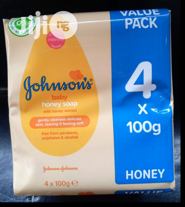 Johnson by 4 Tablet Baby Soap