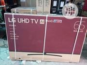 LG TV 65 Inches   TV & DVD Equipment for sale in Lagos State, Ojo