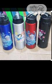 Character Water Bottle With Straw | Kitchen & Dining for sale in Lagos State, Lagos Island