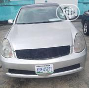 Infiniti G35 2006 Silver | Cars for sale in Rivers State, Port-Harcourt