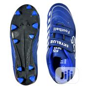 Soccer Shoe for Boys - Blue   Shoes for sale in Lagos State, Amuwo-Odofin