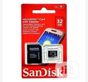 Original 32 Bg SD Card For Phone | Accessories for Mobile Phones & Tablets for sale in Lagos State, Yaba