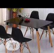 This Is Brand New Quailty Dining Table Four Seaters It Is Very Strong | Furniture for sale in Lagos State, Ikeja