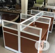 4-Seater Office Workstation Table | Furniture for sale in Lagos State, Ikeja