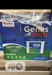 200ah /12volt Genus Tubular Battery | Electrical Equipment for sale in Lagos State, Ojo