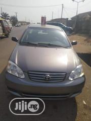 Toyota Corolla 2000 X 1.3 Automatic Silver | Cars for sale in Edo State, Benin City