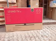 LG 65inches Smart Tv 4k | TV & DVD Equipment for sale in Lagos State, Ojo