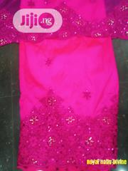 Fusia Pink Indian George   Clothing for sale in Lagos State, Ojo